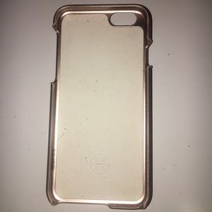 new product 214d8 eedf3 Tory Burch iPhone 6s case with pop socket
